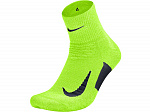 Носки Nike Elite Cushion Quarter Running Sock