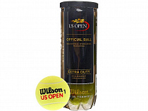 Мяч теннисный WILSON US Open Extra Duty