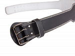 Пояс Gorilla Wear Leather Belt тяжелоатлетический